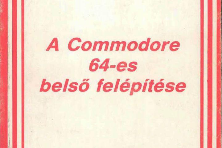 A Commodore 64-es belső felépítése