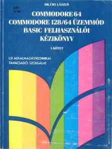 Commodore 128-64 üzemmód basic felhasználói kézikönyv I