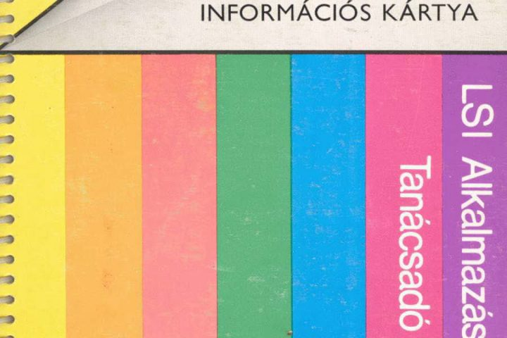 Commodore 64 információs kártya